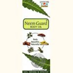 Масло для тела Ним гард (Neem guard) , Goodcare, Индия, 100 мл