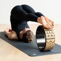 Йога колесо Самсара пробковое (Yoga Wheel SAMSARA Kork), 32 x 13 cm, Бодхи, Германия