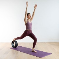 Йога колесо Самсара с мандалой (Yoga Wheel SAMSARA Mandala), 32 x 13 cm, Бодхи, Германия
