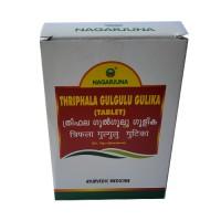 Трифала Гуггул, Нагарджуна, Индия, 100 табл.