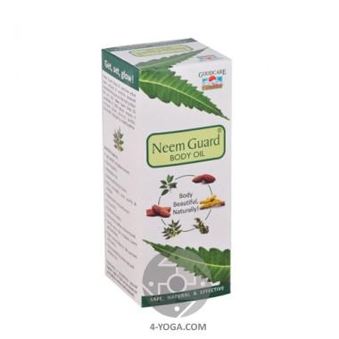 Масло для тела Ним гард , Goodcare, Индия, 100 мл