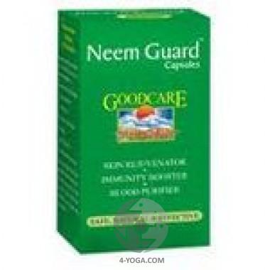 Ним гард (Neem Guard), Goodcare, Индия, 60 капс