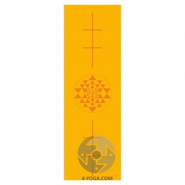 """Коврик для йоги """"ЛИЛА"""" (Leela Collection) 60см*183см*4мм, Бодхи, Германия"""