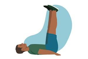 5 поз йоги для зняття стресу