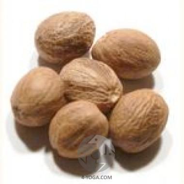 Мускатный орех целый,  50 г, Индия