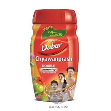 Чаванпраш Авалеха Двойной иммунитет, Дабур, Индия, 575 г. фото
