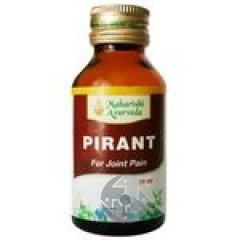 Масло Пирант от боли в суставах, Махариши Аюрведа, Индия, 50 мл