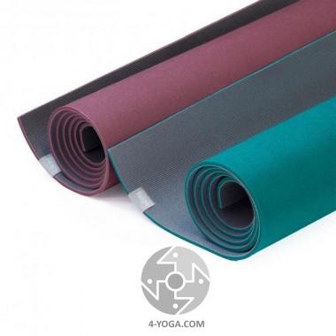 """Коврик для йоги """"АШТАНГА Колор XL"""" 66см*215см*5,5 мм , Бодхи, Германия"""