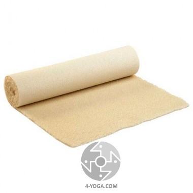 Шерстяной коври для йоги и медитации Сурья, Бодхи, 60х200
