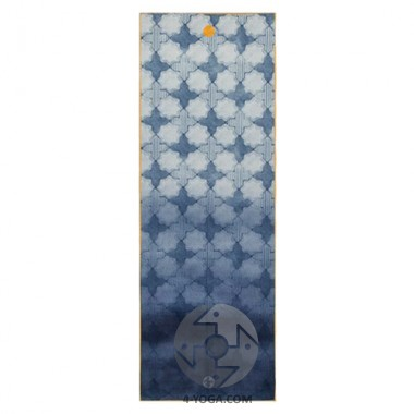 Йога полотенце Diffuse 61см*172см* 1мм, Мандука, США-Корея фото
