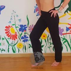 Штаны для йоги Autumn,  черный