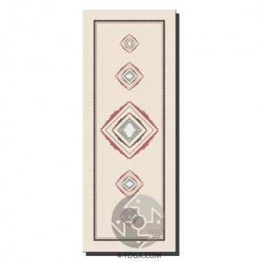 Коврик для йоги The Simone Yoga Mat 183см*61см*6мм, США