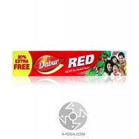 Зубная паста Ред (Red) , Дабур, 120г