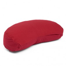 Подушка для медитації у формі півмісяця YOGI MOND ECO, Bodhi