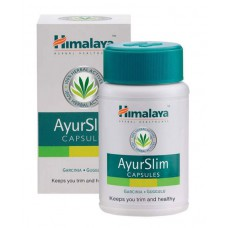 Аюрслим (AyurSlim) — средство для похудения, Гималаи,  Индия, 60 капс.