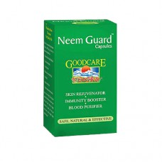 Ним гард (Neem Guard), Goodcare, Индия, 60 капс