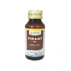Пирант (Pirant) масло от боли в суставах, Махариши Аюрведа, Индия, 50 мл