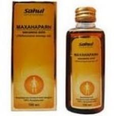 Согревающее масло Маханараян,Сахул, Индия, 100 мл