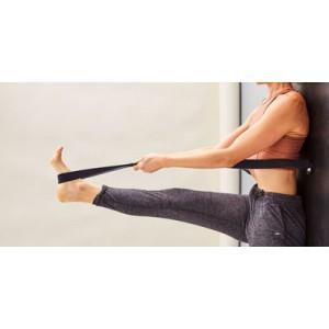 Ремінь для йоги: як вибирати і використовувати>
