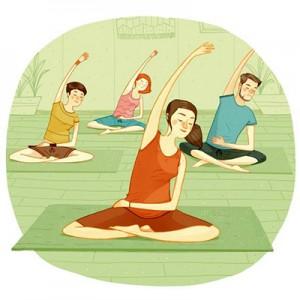 Безпечна йога: 10 порад для початківців>