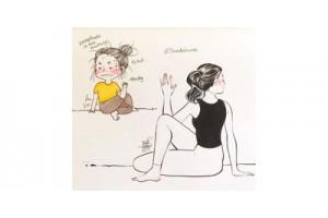 Практика йоги: як піти від порівняння?