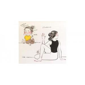 Практика йоги: как уйти от сравнения?>