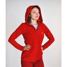 Жіноча куртка ІШВАРА, червона