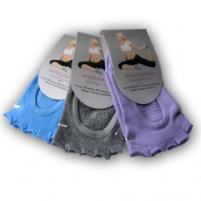 Носки для йоги без пальчиков