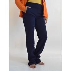 Женские спортивные штаны ЗИМА, синие