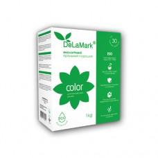 Пральний порошок DeLaMark Color екологічний, 1 кг