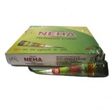 Хна для мехенди (тату) Конус, Neha, Индия, 25 гр.
