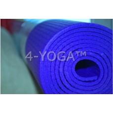 """Коврик для йоги """"ПРАКТИКА"""" 60см*173см*3 мм, Китай"""