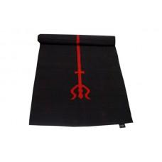 Бавовняний килимок для йоги ШИВА (Shiva), 70см*200см*3мм, Бодхі