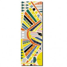 Коврик для йоги The Leah Duncan Bird Yoga Mat 183см*61см*6мм, США