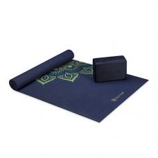Набор для йоги CUSHION & SUPPORT YOGA KIT, Gaiam, США