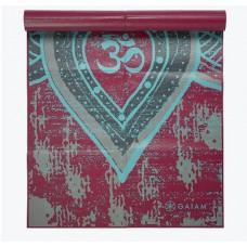 Коврик для йоги GAIAM FOLDABLE YOGA MAT 173см*61см*2мм, США