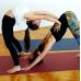 Профессиональный йога мат KURMA Color 66см*185см*6,4мм , Германия фото