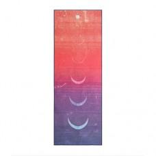 Йога полотенце Лунный градиент 61см*172см* 1мм (550г), Мандука, США-Корея