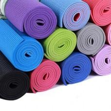 Коврик для йоги Практика 61см*173см*6 мм, Китай