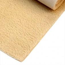 Шерстяной коврик для йоги из овечьей шерсти SURYA (Сурья), 90см*200см, Бодхи