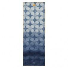 Йога полотенце (Йога-пад) Diffuse 61см*172см* 1мм, Мандука, США-Корея