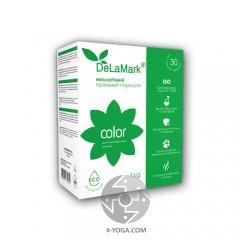 Стиральный порошок DeLaMark Color экологичный, 1 кг