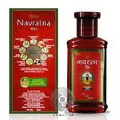 Охлаждающее масло Навратна, Химани, Индия, 100 мл