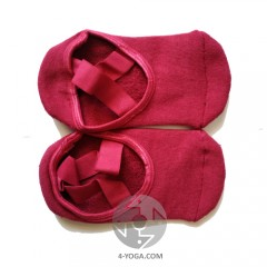 Носки-чешки для йоги, Китай