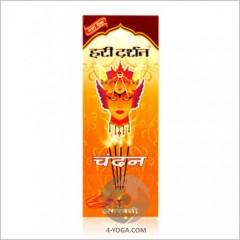 """Аромапалочки Hari Darshan """"Chandan"""", 30 гр."""