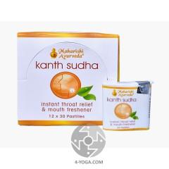 Если болит горло - Кант Судха(Kanth Sudha), МА, Индия, 30 драже