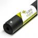 Профессиональный йога мат KURMA Black 100см*200см*6,4мм , Германия фото