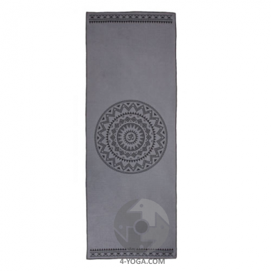 Йога полотенце Этно Мандала (Ethno Mandala) 65см*185см*1мм (500г), Бодхи