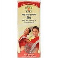 Согревающее масло Маханараян, Дабур, Индия, 100 мл