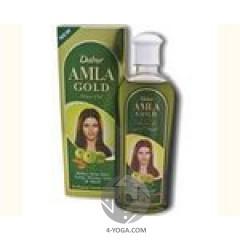 Амла Золото (Amla Gold)  масло для волос, Дабур, ОАЭ, 100 мл